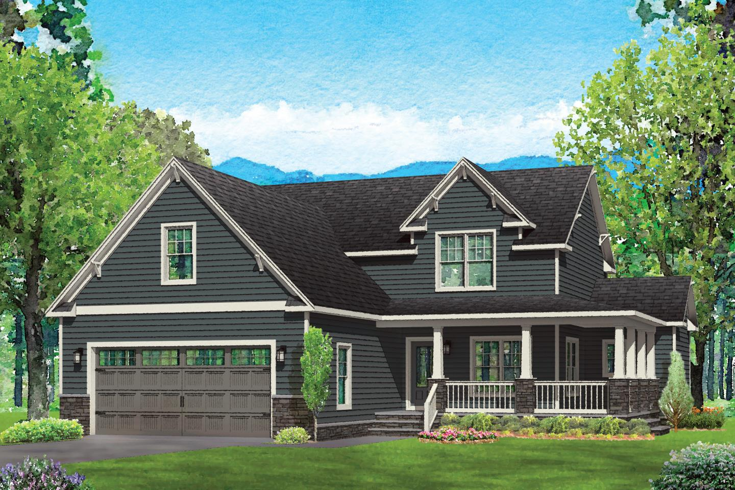 100 Southern Heritage Home Designs House House Plan